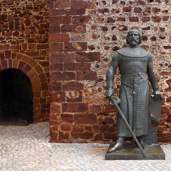 King Sancho I Silves