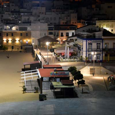 Albufeira night