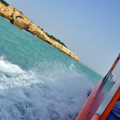 Albufeira boat tours