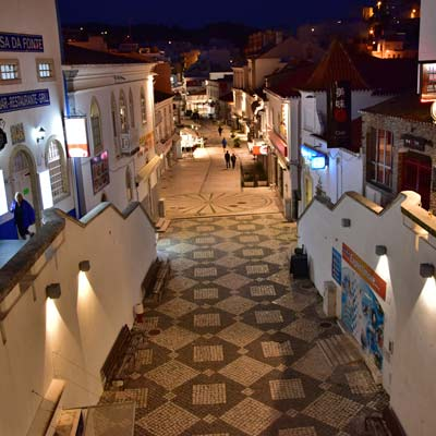 Albufeira restaurants bars