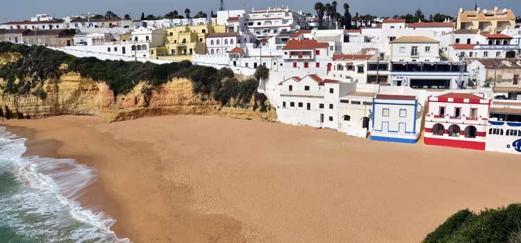 Image result for Carvoeiro, Algarve, Portugal