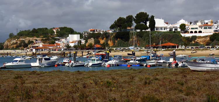 The Best Guide To Alvor Portugal And The Algarve - Portugal map alvor