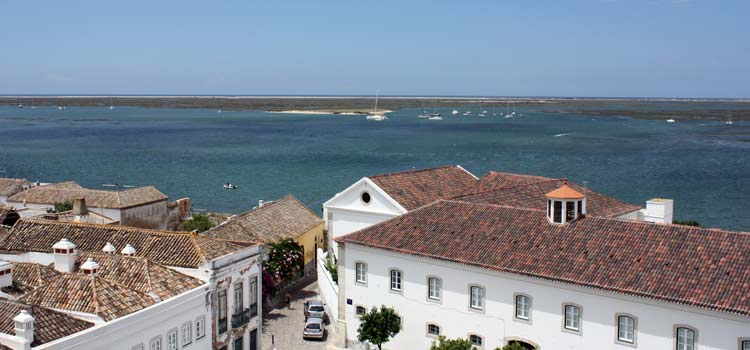 se cathedral view Faro