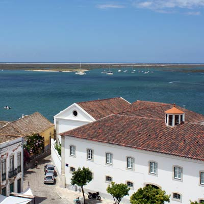 Ria Formosa National Park faro algarve