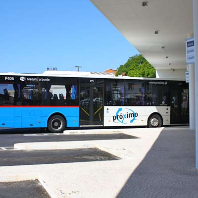 Proximo bus station