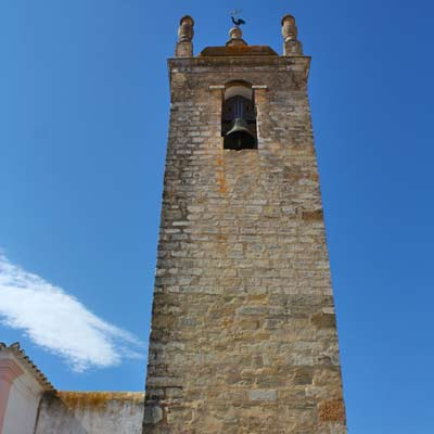 Igreja Matriz church tower loule