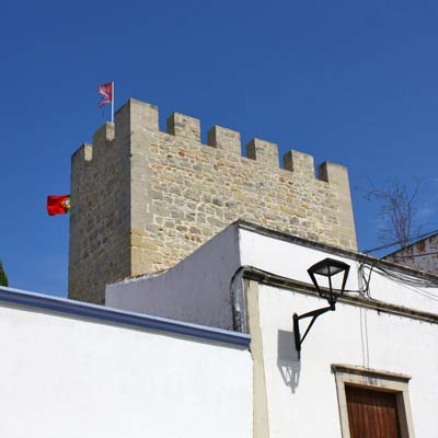 city walls of Loule