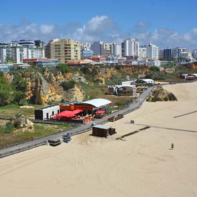 Praia Da Rocha Portugal Holiday Guide To The Algarve