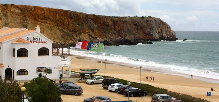 Praia do Martinhal beach sagres