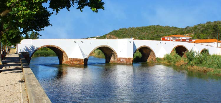 Arade River Silves