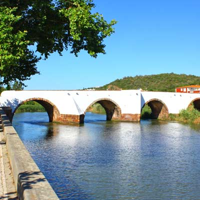 Ponte Romana De Silves bridge