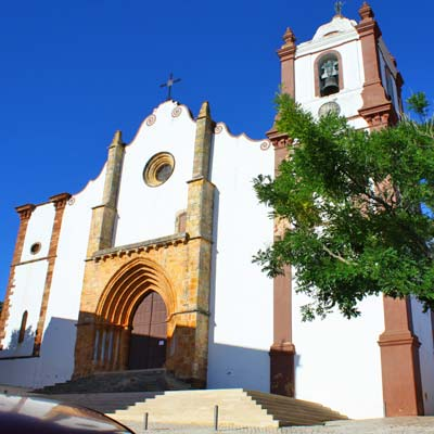 Se cathedral silves algarve