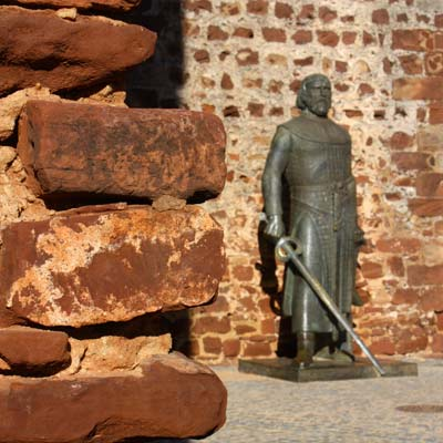 silves portugal King Sancho I