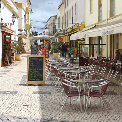 silves town portugal