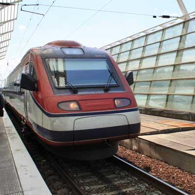 Tåg Lissabon Albufeira