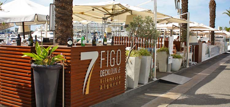 Restaurants in vilamoura